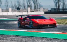 Ferrari ra mắt P80/C - 'Siêu ngựa' giới hạn công phu nhất lịch sử