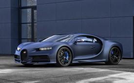 Vừa ra mắt, hàng độc Bugatti Chiron Sport 110 Ans Edition đã được bán lại nhưng mức giá khiến ai cũng phải giật mình