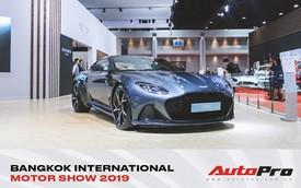 """Aston Martin DBS Superleggera 2019 xuất hiện tại Bangkok, Ferrari trong khu vực """"run sợ"""" đi là vừa!"""