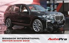 Diện kiến 'SUV sang như Rolls-Royce' BMW X7 về Việt Nam ngay trong năm nay, giá khởi điểm 6,6 tỉ đồng tại Thái Lan