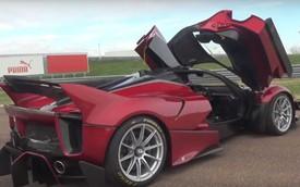 Xem quy trình bàn giao FXX-K Evo siêu chất mà Ferrari dành tặng chủ xe