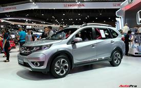 Honda BR-V lỡ hẹn về Việt Nam - Mitsubishi Xpander tránh được một đối thủ sừng sỏ