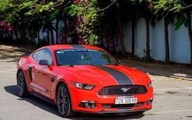 5 năm tuổi, Ford Mustang hạ giá chỉ hơn 1,7 tỷ đồng