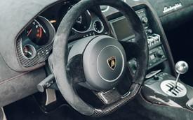 Lamborghini: Mang hộp số sàn trở lại là bất khả thi