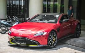 Aston Martin V8 Vantage 2019 chính hãng thứ hai tại Việt Nam về đại lý: Liệu đại gia Việt nào sẽ 'xuống' tiền?