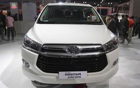 Toyota giới thiệu Innova giá rẻ mới cho khách chạy dịch vụ, công nghệ an toàn chỉ có 2 túi khí, ABS và EBD