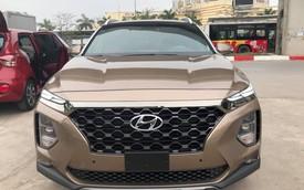 Hyundai Santa Fe 2019 'full option' đã về tới đại lý, giá bán chênh hơn 20 triệu đồng