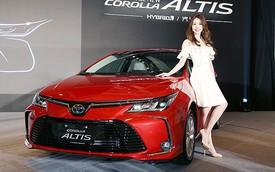 Toyota Corolla Altis 2019 ra mắt tại Đài Loan, về Việt Nam trong năm nay