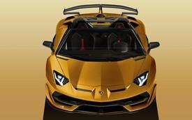 Lật bài ngửa Lamborghini Aventador SVJ - 'Siêu bò' mạnh mẽ cho dân đua