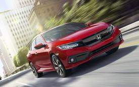Honda Civic 2019 bất ngờ ra mắt Việt Nam: 3 phiên bản, thiết kế thay đổi, thêm công nghệ mới
