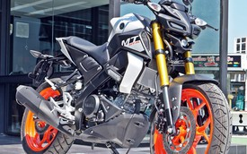 Chiếc mô tô nhiều người mong đợi Yamaha MT-15 2019 về Việt Nam trong tuần này