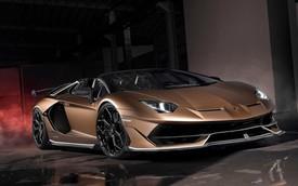 Ra mắt Lamborghini Aventador SVJ Roadster: Siêu bò mui trần mạnh mẽ nhất