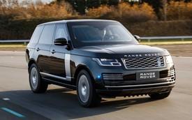 Range Rover Sentinel - SUV bọc thép chống đạn mới của chính khách