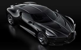 Ra mắt Bugatti La Voiture Noire: Chiron khoác áo mới đẹp mê hồn với giá chát chưa từng có
