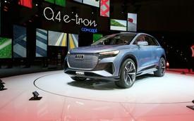 Trình diện Audi Q4 e-tron - SUV chủ lực hoàn toàn mới của Audi
