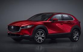 Mazda chơi lớn: Đăng ký hết tên xe từ CX-10 tới tận CX-90