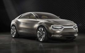 Imagine by Kia - Xe lạ lai cả SUV, sedan và crossover với 21 màn hình trên táp lô