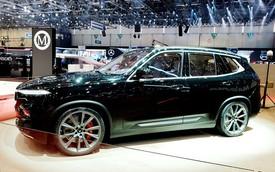 Ra mắt VinFast Lux V8 - SUV phiên bản đặc biệt mạnh hơn 'khủng long' Cadillac Escalade
