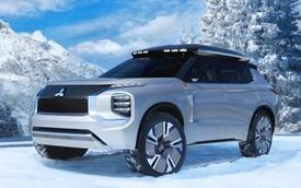 Mitsubishi chốt thời điểm ra mắt Outlander thế hệ mới: Đối thủ sừng sỏ của Honda CR-V và Mazda CX-5