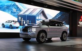 Mitsubishi Engelberg Concept: Outlander tới từ tương lai
