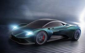 Aston Martin tung xe mới đe doạ Ferrari F8 Tributo và McLaren 720S