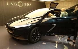 Aston Martin trình làng Lagonda All-Terrain Concept - 'tương lai của SUV hạng sang'