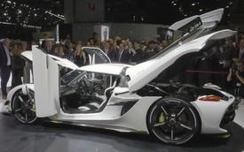 Koenigsegg Jesko - Hậu duệ xe nhanh nhất thế giới Agera RS trình làng với công suất tối đa 1.600 mã lực