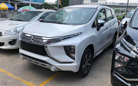 Sau tháng bán kỷ lục đầu năm, doanh số Mitsubishi Xpander giảm sốc còn 5 xe