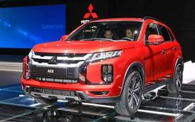 Mitsubishi Outlander Sport mới chính thức ra mắt, đối chọi Honda CR-V