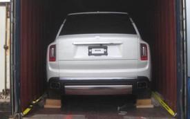 Siêu SUV Rolls-Royce Cullinan lần đầu lộ diện tại Việt Nam