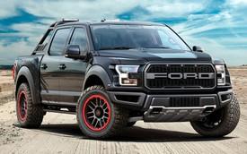 Đã là siêu bán tải, Ford F-150 Raptor còn uy lực hơn với bản độ Roush