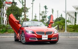 """Bán BMW Z4 9 năm tuổi giá gần 1,3 tỷ đồng, chủ showroom tuyên bố: """"Không bớt cho bất kì ai"""""""