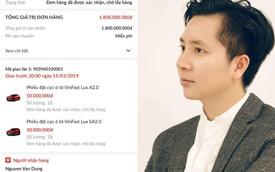 Giám đốc điều hành của startup Việt từng huy động 3 triệu USD 'chơi lớn', đặt mua 36 xe VinFast hơn 42 tỷ đồng, tiện rao bán luôn Mercedes S500