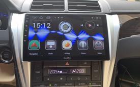 Caska tấn công thị trường ô tô Việt Nam với màn hình Android tầm trung tích hợp nhiều 'đồ chơi'