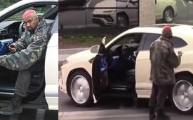 Chồng Kim siêu vòng 3 độ Lamborghini Urus khoe dân mạng: Bị chê tới tấp vì vừa nhạt vừa xấu