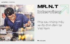 Gặp người ẩn mình sau những bản độ đình đám tại Việt Nam: Từ xe của Đức Tào Phớ tới tâm tư được 'chơi' hợp pháp