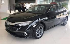 Honda Civic 2019 chốt giá cao nhất 934 triệu đồng