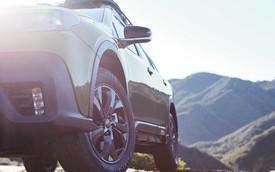 Subaru hé lộ Outback mới, chốt ngày ra mắt trong tháng 4