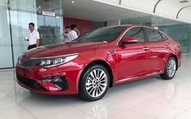 Kia Optima 2019 về đại lý với giá 789 triệu đồng, đón đầu Toyota Camry và Honda Accord sắp ra mắt