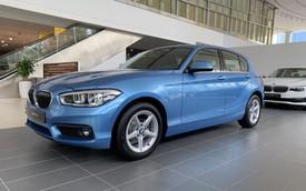 Khám phá BMW 118i chính hãng màu độc nhất Việt Nam
