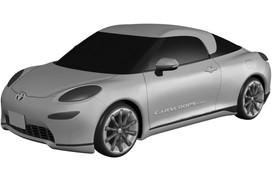 Toyota lộ ảnh đăng ký bản quyền coupe thể thao mới, cư dân mạng van xin hãng suy nghĩ lại