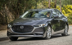 Mazda3 tăng áp chính thức ra mắt: Mạnh mẽ nhất từ trước tới nay
