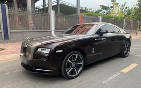 Giá bán lại của Rolls-Royce Wraith đầu tiên lên sàn xe cũ Việt Nam khiến nhiều người không khỏi bất ngờ