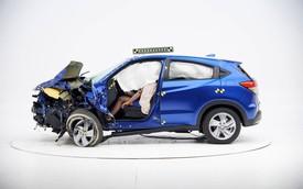 Không có xe mới, Honda mang HR-V nát đầu đi tham dự triển lãm