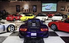 Bộ sưu tập Porsche danh giá nhất thế giới bị phá hủy vì rò khí gas