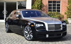 Rolls-Royce Ghost 2019 đầu tiên về Việt Nam với một số chi tiết khác biệt
