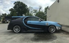Xe thể thao của Hyundai nhái Bugatti Chiron kiểu nửa vời, dân mạng 'ném đá' dữ dội