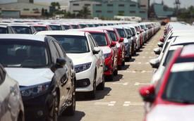Việt Nam bỏ ra 883 triệu USD nhập 39.000 ô tô trong quý I