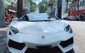 Đại gia Bình Dương sắm Lamborghini Aventador cặp với Ferrari 488 GTB, những chi tiết độ gây chú ý