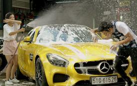 Bộ đôi 'siêu phẩm' Mercedes-AMG GT S và Bentley Mulsanne xuất hiện trong MV mới của Lou Hoàng
